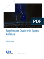 Surge Protection Technical Training