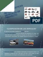 carreteras Caracterisica de los vehiculos de proyecto.pptx