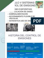 CAPITULO V SISTEMAS DE CONTROL DE EMISIONES.ppt