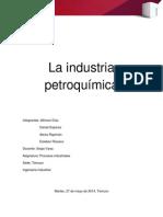 Informe Industria petroquímica.docx