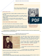 Padre Pio y El Angel de La Guarda