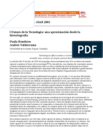 futuro de las tec. Rondero Valderrama.pdf