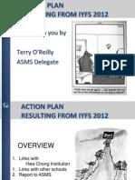ASMS Action Plan