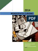 MONOGRAFÍA CUBISMO.doc