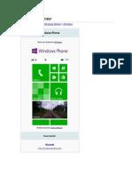 Windows Phone.docx