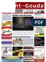 De Krant van Gouda, 18 december 2009