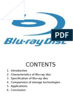 Blu Ray Disc