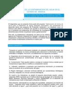 DIAGNOSTICO DE LA CONTAMINACION DEL AGUA EN EL ESTADO DE  OAXACA.docx