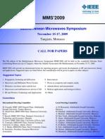 Mediterranean Microwaves Symposium