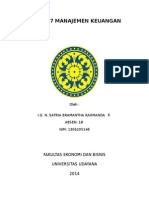 Manajemen Keuangan Materi 7 (IGN Satria Bramantha-1306205148).doc