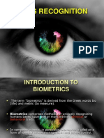 IRIS Recognition Technique Through Douglas method