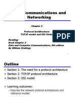 communication and network