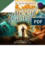 Percy Jackson And The Greek Gods Pdf