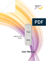 Nsn Usb-lte 7510 User Manual