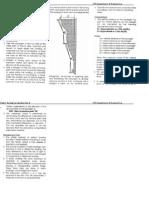 Higher Surveying Exercise 2 - Stadia Leveling