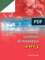 Handbook Esdm 2013