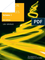Electrical Craft Principles Vol 1 Whitfield 5th Ed