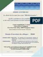 Programme des interventions au  05 Octobre 2014 colloque 10 octobre 2014.docx