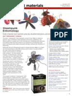 Steampunk Entomology Steampunk Entomology