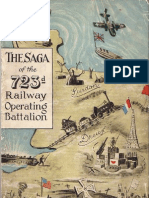 Saga Of The 723rd Railway Operating Division