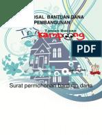 Proposal Pembangunan Taman Bacaan Kampoong