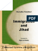 Immigration and Jihad