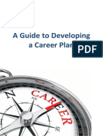 A Guide to Developing a Career Plan