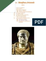 Aristotele - Metafisica