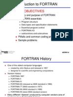 Fortran 1