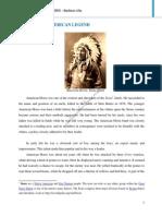 A Native American Legend