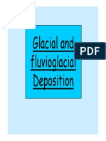 Glacial and Fluvioglacial Deposition Lesson 5
