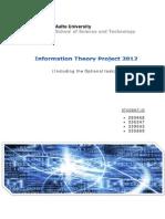 Informaton Theory Project FINAL