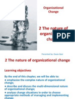 Chapter 2 - The nature of organizational change.pptx