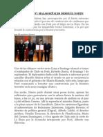 CHILE - PERÚ MALAS SEÑALES DESDE EL NORTE.docx