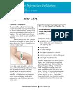 perawatan pasien dengan follet catheter