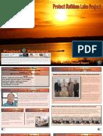 2014 Protect Rathbun Lake Annual Meeting Report