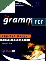 The Grammer Files Clasa V