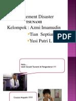 PP Bencana Tsunami