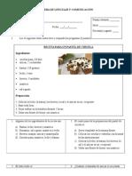 PRUEBA DE LENGUAJE Y COMUNICACIÓN texto instructivo.doc
