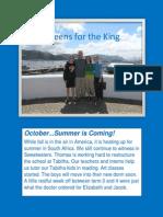 Qu4King Oct 2014 Newletter-PDF