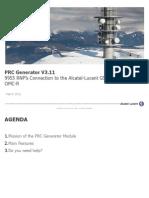 PRCGenerator