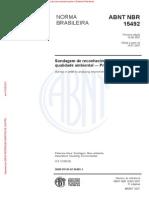 NBR 15.492 Sondagem de reconhecimento para fins de qualidade ambiental - Procedimentos.pdf