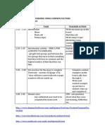 cgsc - 4 5 factorisng using common factors - lesson plan 14 5 13