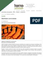 Manifeste convivialiste - Reporterre.pdf