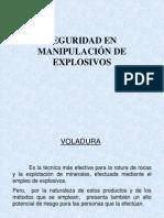 Manipulación de explosivos.PPT