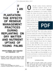 Khalid 2000 Nutrient cycling in an oil palm plantation - the effects of residue management practices during replanting on dry matter and nutrient uptake of young palms.pdf