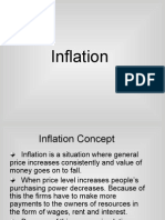 Inflation Project