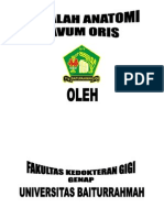 Cavum Oris