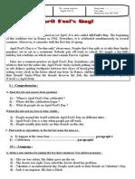Islcollective Worksheets Elementary a1 High School Reading Irregular Verbs Thanksgivin April Fool2 648050380fb2ba7cf9 11578167