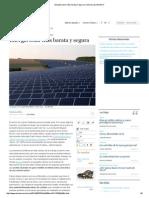 Energía solar más barata y segura _ Ciencia _ EL MUNDO.pdf